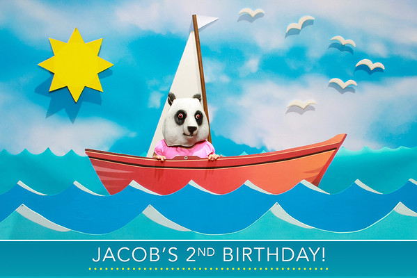 Jacobs 2nd Birthday