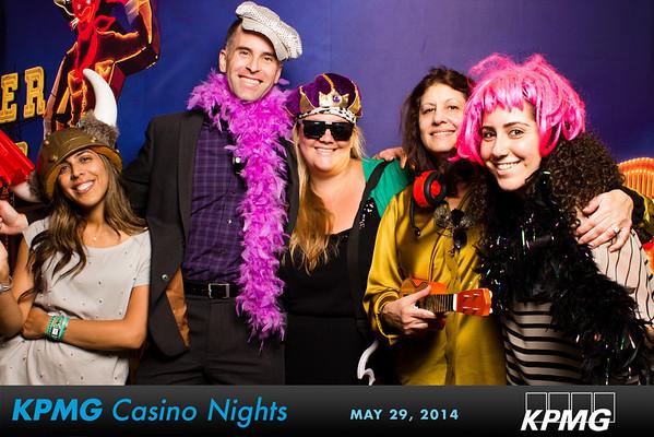 KPMG Casino Nights