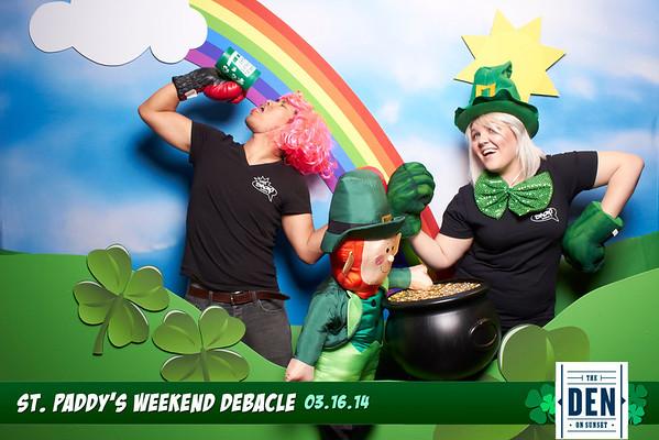 St. Patricks day Debacle DOS